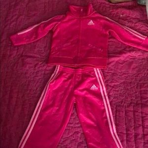 Adidas Two piece suit